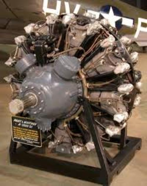 Product picture Pratt Whitney R985 wasp engine operation manual