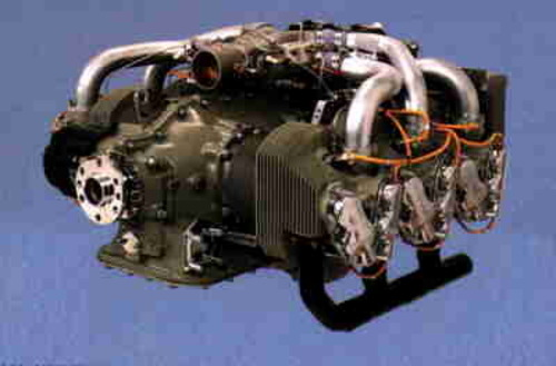 Product picture Continental engine overhaul service manual IO-520  IO520